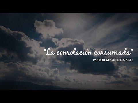 """Miguel Linares / """"La consolación consumada"""" ."""