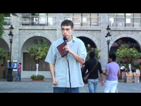 Apariencia De Pieded Sin El Poder De Ella - Predicacion al aire libre en Guadalajara