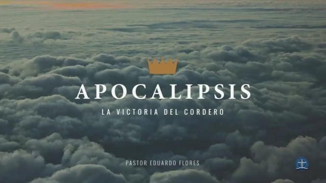 Pastor Eduardo Flores - Digno es el Cordero (Apocalipsis 5).