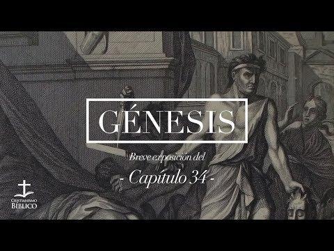 Josef Urban / Breve exposición de Génesis 34