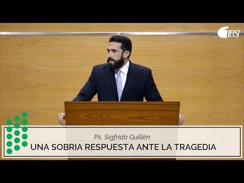 """Sigfrido Guillén - """"Una sobria respuesta ante la tragedia"""" Highlight"""