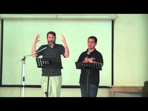 El Evangelio Y La Vida Del Pastor 07 Jamey Tucker
