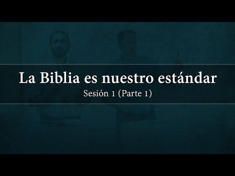 Tim Conway - La Biblia Es Nuestro Estándar (S1P1)