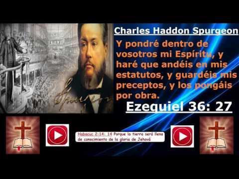 La Necesidad De La Obra Del Espíritu  - (Charles Haddon Spurgeon)