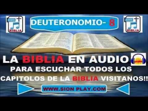 La Biblia Audio (Deuteronomio 8)