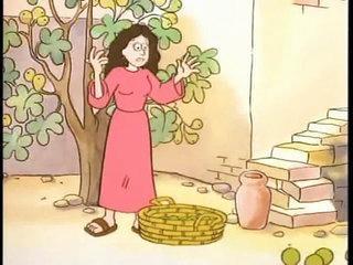 Nacimiento deJesus - Mi Pequeña Biblia Capitulo 9