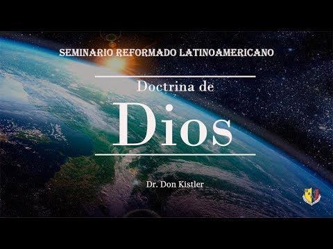 """Doctrina de Dios  Día 1 Parte 3 - Dios """"Es Bueno"""""""