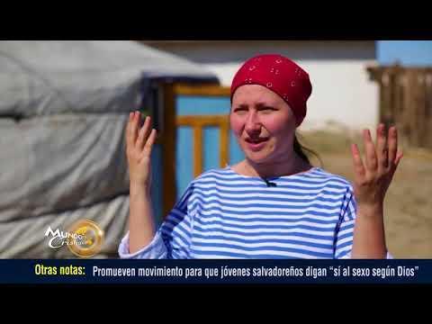 Misioneros rusos llevan el mensaje de salvación a la remota Mongolia Occidental