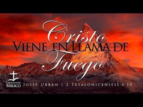Josef Urban - Cristo Viene En Llama De Fuego