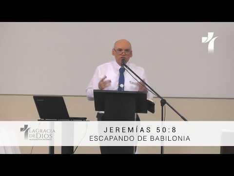 Sergio Ruiz - Jeremías 50: 8,