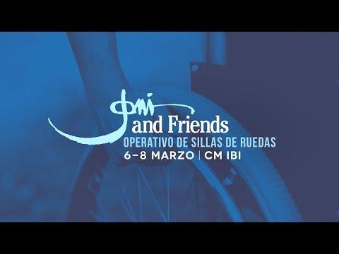 Joni and Friends - Operativo de sillas de ruedas