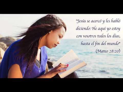 Vídeo - Textos bíblicos de ánimo y edificación