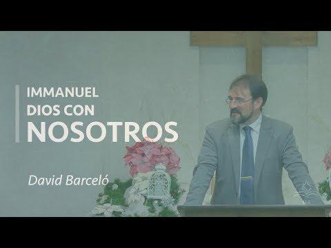 David Barceló -  Dios con nosotros