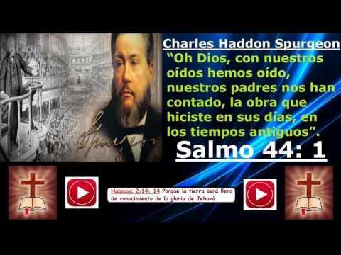 (Charles Haddon Spurgeon) - La Historia De Las Poderosas Obras De Dios