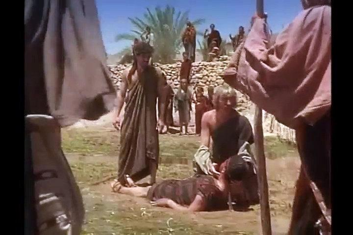 La historia de Abraham /Pelicula Cristiana