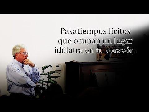 Charles Leiter - Pasatiempos Lícitos Que Ocupan Un Lugar Idólatra En Tu Corazón.