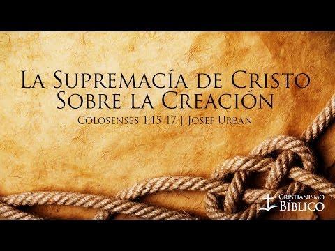 Josef Urban - La Supremacía De Cristo Sobre La Creación