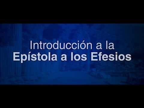 Alexander Brown - Introducción a Efesios. Efesios 4: 25-32, video 16.