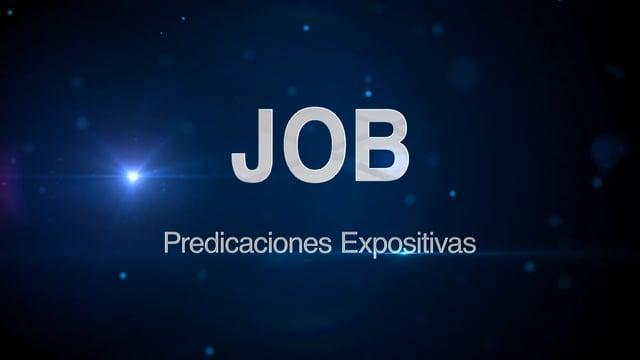 Cortinilla de introducción a las predicaciones del Libro de Job