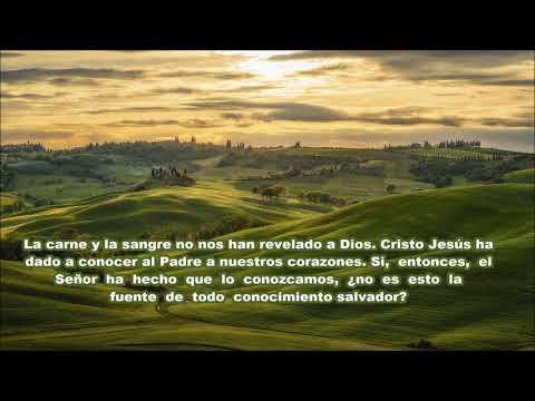 11 de Abril -  [El Señor mismo nos enseña la Verdad] - Charles Spurgeon