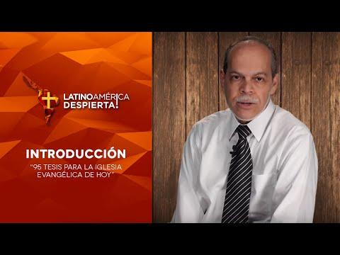 Miguel Núñez -  Tesis Para La Iglesia Evangélica De Hoy - Introducción