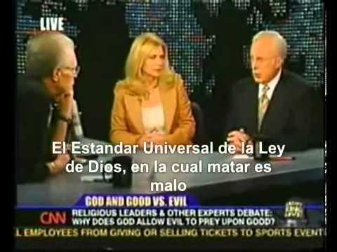 Bueno O Malo En Larry King Live - John Macarthur