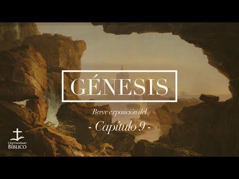 Héctor Bustamante - Breve exposición de Génesis 9