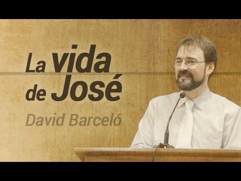 """David Barceló -  """"LA VIDA DE JOSÉ - Una túnica de colores"""""""