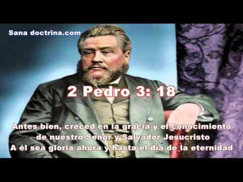 Charles Spurgeon (Español) - Pedro, hablando por el Espíritu Santo