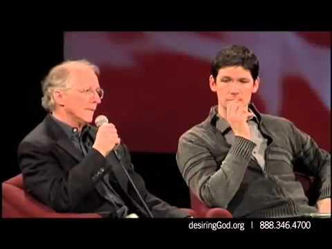 John Piper - God's Sovereignty And Our Responsibility