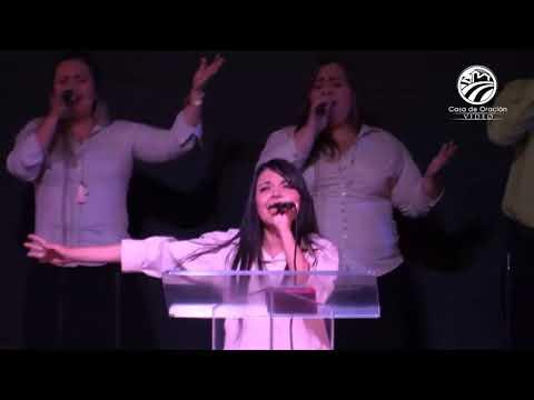 Berenice Ponce - 20 de mayo de 2018 - Alabanza y adoración