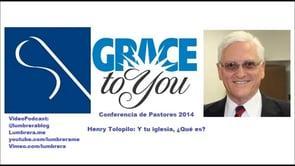 Y tu iglesia que es - Henry Tolopilo