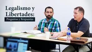 Tim Conway [Español] - Legalismo y Libertades: Preguntas y Respuestas
