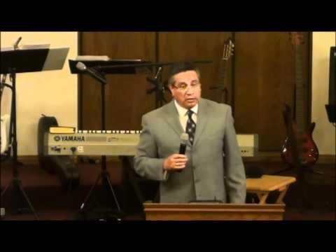 Pastor  Chuy Olivares - El descanso de la fe