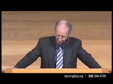 John Piper - Why So Much Sin In Human History?