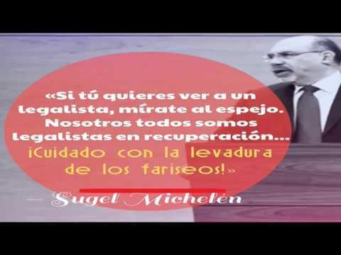 Sugel Michelen  -  Predica en Barcelona sobre el Legalismo