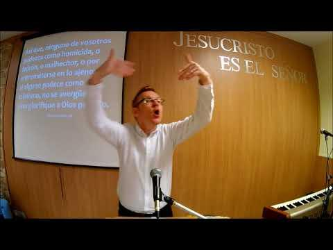 Will Graham - Sin vergüenza (1 de Pedro 4:15-16)