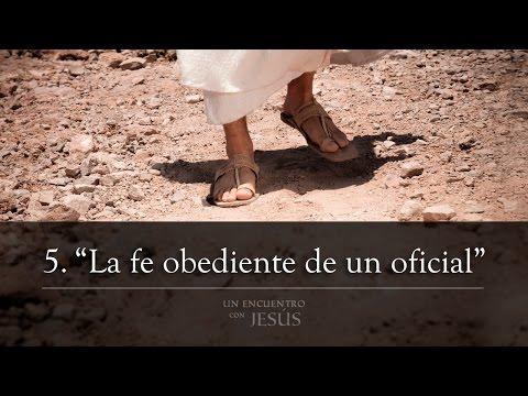 """David Barceló - """"La fe obediente de un oficial"""""""
