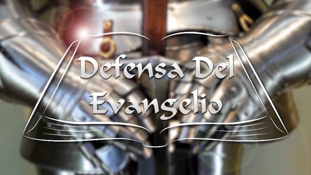 Ramon Covarrubias - Defensa Del Evangelio 2017_San Francisco