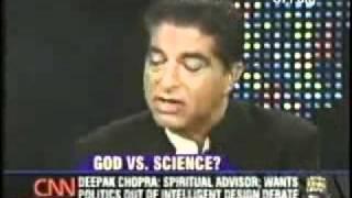 Larry King CNN - John Macarthur - ¿Creación o evolución?