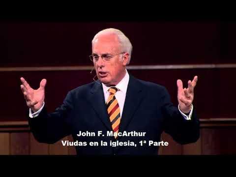Viudas en la iglesia, 1ª Parte. / John F  MacArthur
