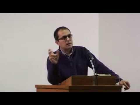 Eduardo Morillas - ¿Tiene Cristo el control de tu vida? Juan 16:4-24
