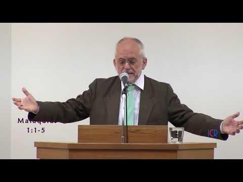 Luis Cano - No ignores el amor de Dios - Malaquías 1:1-5