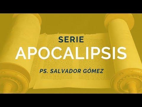 """Salvador Gómez Dickson - """"Epístola de Cristo a la Iglesia de Efeso"""" Apocalipsis 2:1-7"""