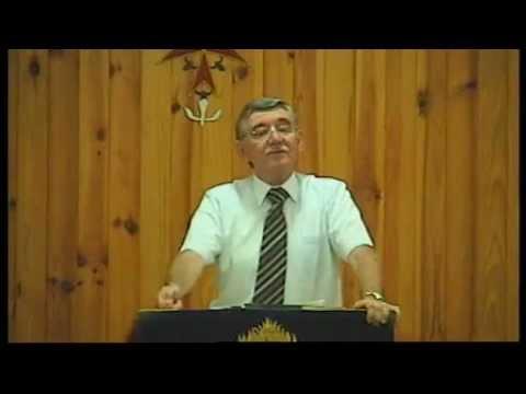 Juan Hanna / Primeras preguntas evangélicas
