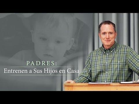 Tim Conway - Padres: Entrenen a Sus Hijos en Casa