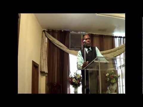 Pastor Rolando Díaz - La Manifestación de la Gracia de Dios en una Iglesia Obediente