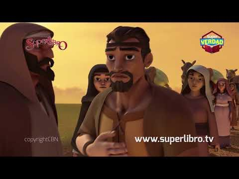 Super Verdad Jacob y Esaú - Superlibro