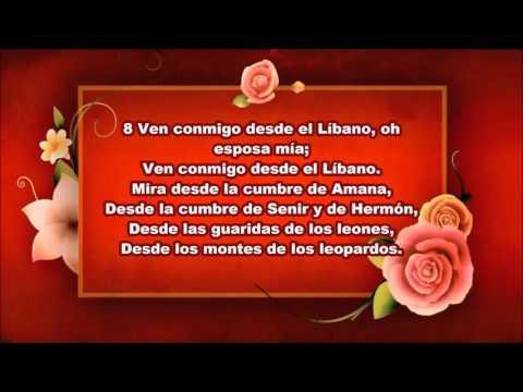 Cantar De Los Cntares - 4