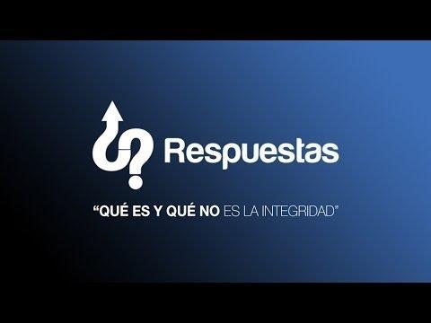 """RespuestasTv: """"¿Qué es? y ¿Qué no es integridad?"""" -  Miguel Núñez"""